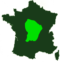 Comparaison surface France / Guyane